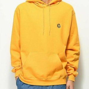 NEW CHAMPION YELLOW GOLD BLACK EMBROIDERED EARL HO